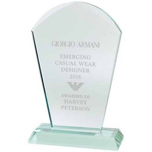 Explorer Jade Glass Award 170mm